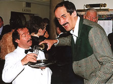 sound and actalike bar mitzvah sybil fawlty entertainment agents lookalike lookalikes basil fawlty john cleese cleeese look a like agencies